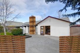midcentury house